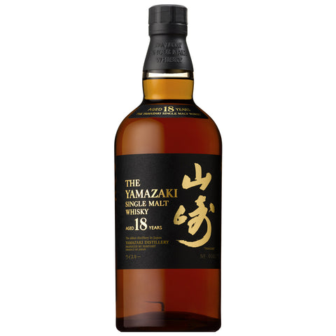 Yamazaki 18yo Single Malt Japanese Whisky