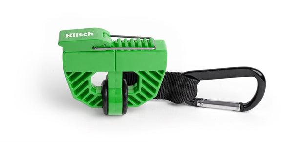 NEW Gen 2.0 Klitch Sport Footwear Clip, Green