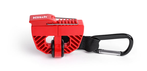 NEW Gen 2.0 Klitch Sport Footwear Clip, Red