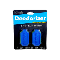Klitch Sports Bag and Locker Deodorizer