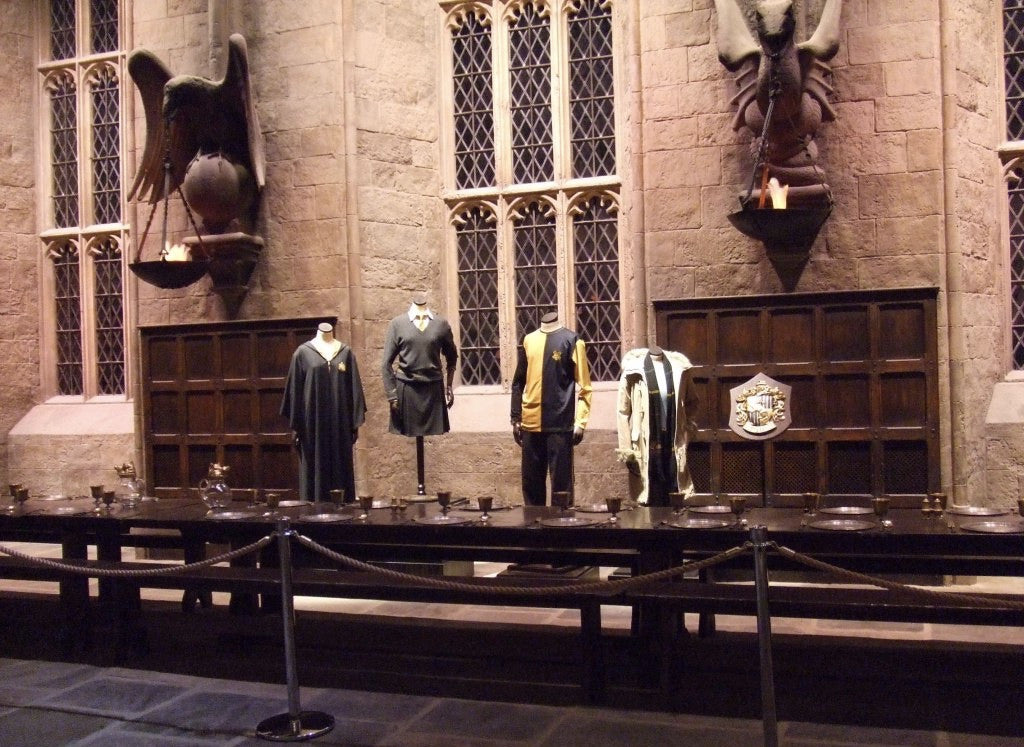 Harry Potter Studio Tour - Emma's Fabric Studio 'Creative Outing'!