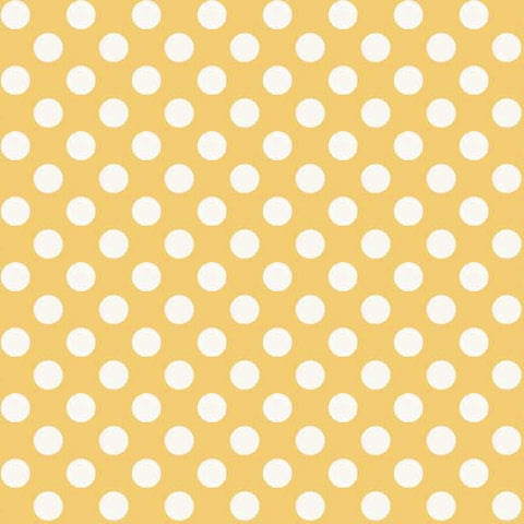 FQ0215 Honeycomb Dot GREY - Riley Blake Designs