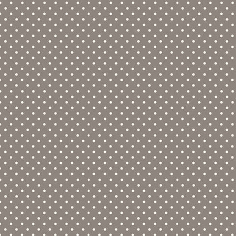 FQ0216 Honeycomb Dot BLACK - Riley Blake Designs