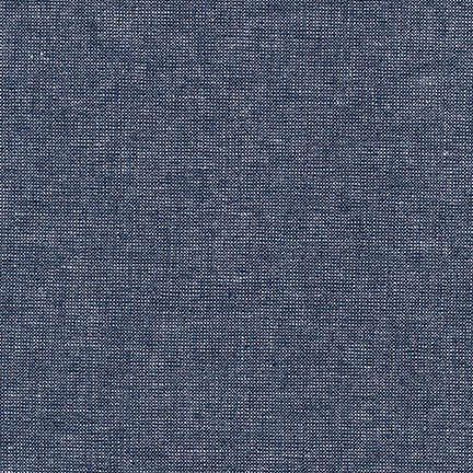 Essex Linen Yarn Dyed - Dusty Blue