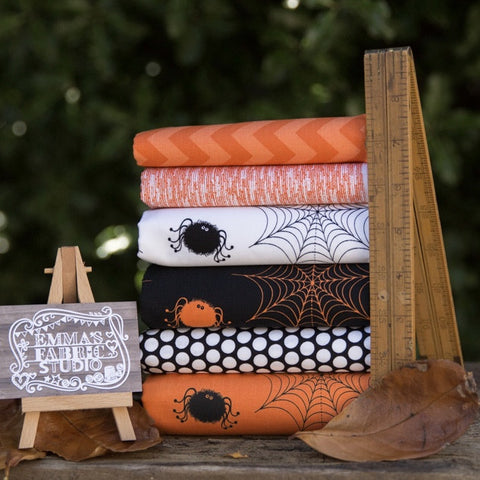 FQ0227 Ghouls & Goodies - Doodlebug - Riley Blake Designs