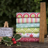 The 'Jill' Fat Quarter Bundle - Merry Matryoshka - Riley Blake Designs