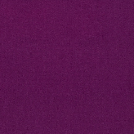 Kona Cotton Solid - Dark Violet