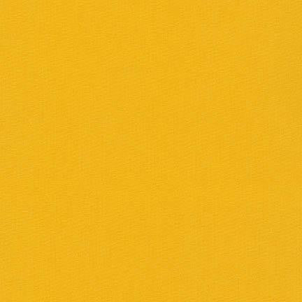 Kona Cotton Solid - Corn Yellow