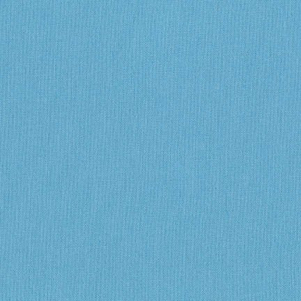 FQ1049 Linen Texture B4 LIGHT BLUE - Makower UK