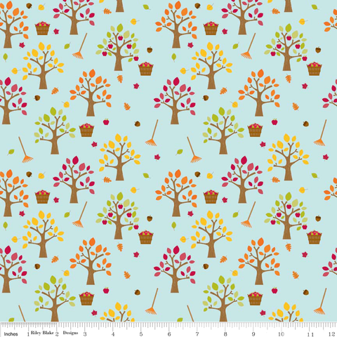 FQ0042 Wildflower Meadow - Melly & Me - Riley Blake Designs