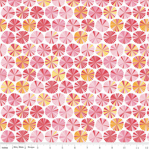 FQ0035 Woodland Spring - Designs By Dani - Riley Blake Designs