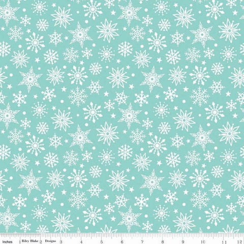 FQ0643 Christmas Basics - Riley Blake Designs