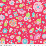 FQ0350 Flutterberry - Melly & Me - Riley Blake Designs