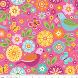 FQ0072 Summer Song 2 - Zoe Pearn - Riley Blake Designs