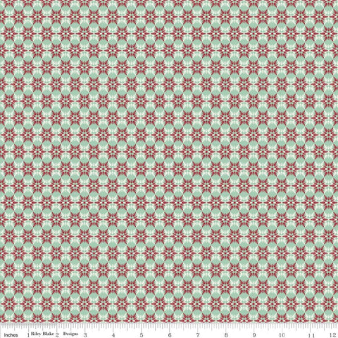FQ0289 Holly Jolly - My Mind's Eye - Riley Blake Designs