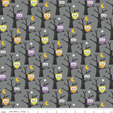 FQ0231 Ghouls & Goodies - Doodlebug - Riley Blake Designs