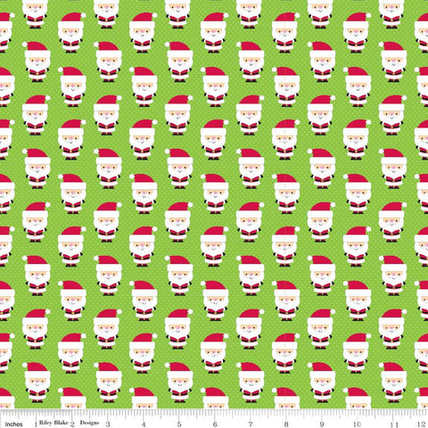 FQ0649 Christmas Basics - Riley Blake Designs