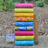 The 'Diving Board' Fat Quarter Bundle - Alison Glass - Andover