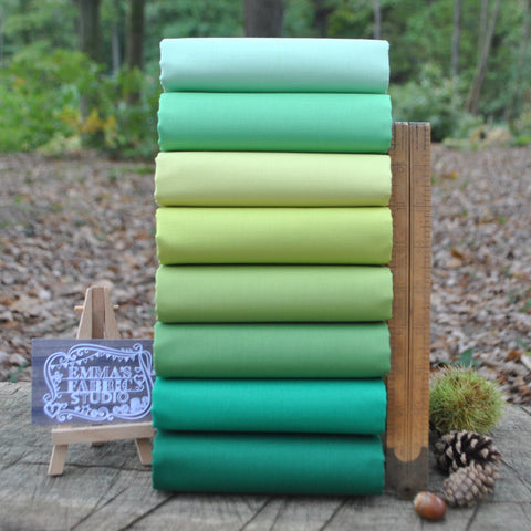 The 'Finn' Fat Quarter Bundle - Happy Camper - Riley Blake Designs