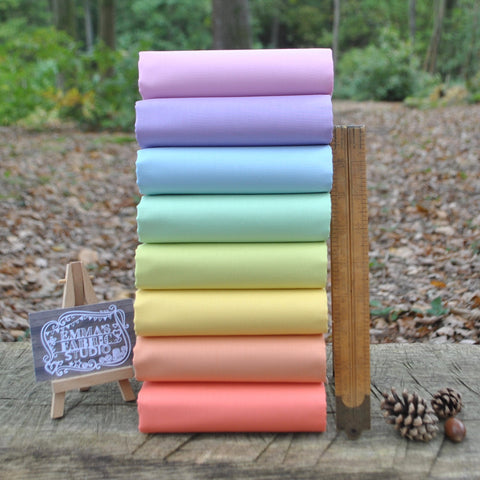 The 'Into The Woods GREEN' Fat Quarter Bundle - Makower