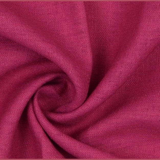 Linen Essentials - Magenta