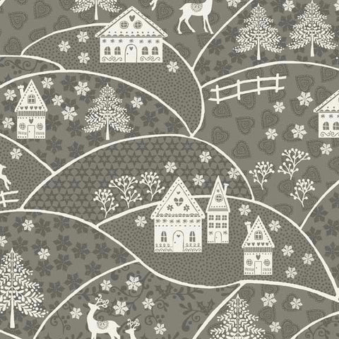 FQ0940 Scandi Christmas 2 - Makower UK