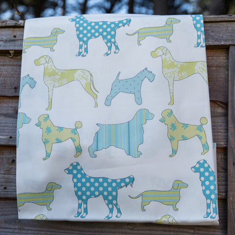 Ashley Wilde Thornbury Hollyfield SORBET Dog Fabric