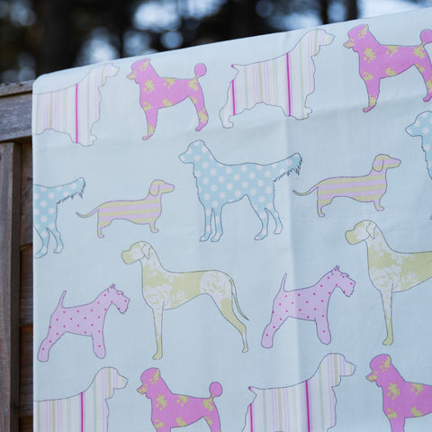 Ashley Wilde Thornbury Hollyfield SPRING Dog Fabric