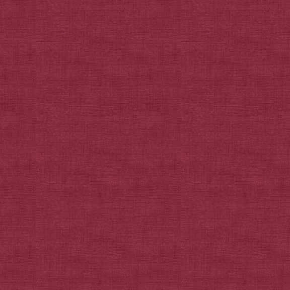 FQ1067 Linen Texture R8 DEEP RED - Makower UK