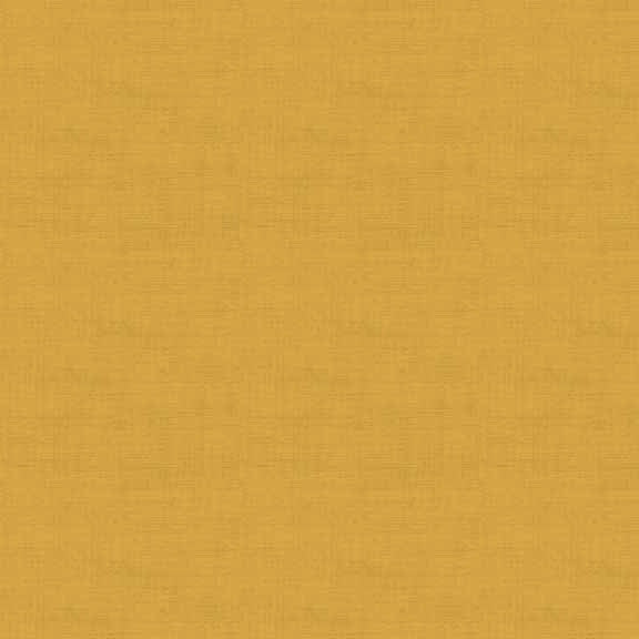FQ1070 Linen Texture Y7 GOLD - Makower UK