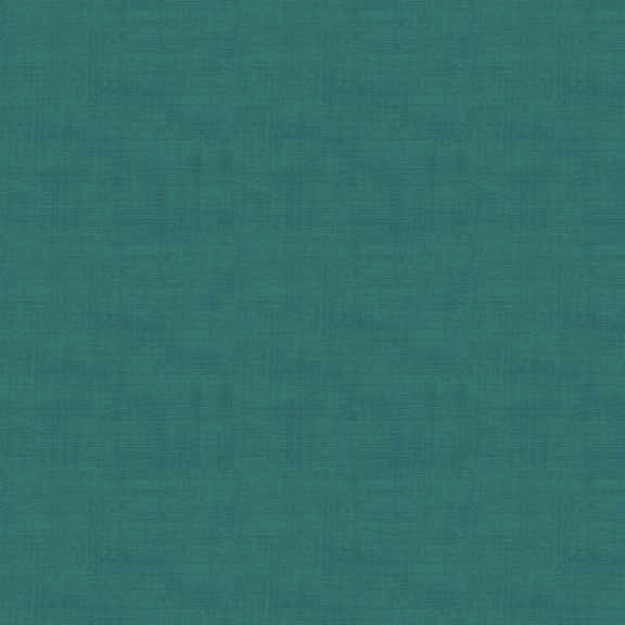 FQ1056 Linen Texture T8 TEAL - Makower UK