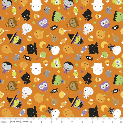 FQ0078 Happy Harvest - Doodlebug Designs - Riley Blake
