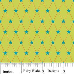 The 'Alex' Fat Quarter Bundle - Mod Tod - Riley Blake Designs