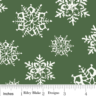 FQ0287 Holly Jolly - My Mind's Eye - Riley Blake Designs