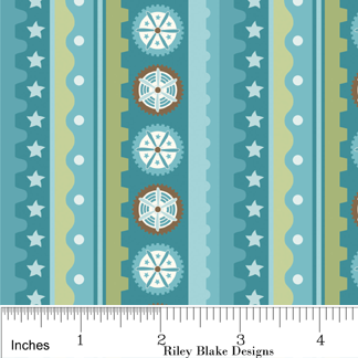 The 'Kim' Fat Quarter Bundle - O Tinsel Tree 2 - Robert Kaufman