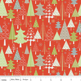 FQ0639 A Merry Little Christmas - Zoe Pearn – Riley Blake Designs