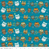 FQ0620 Hooty Hoot Returns - Doohikey Designs – Riley Blake