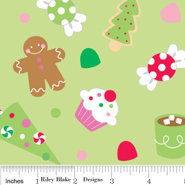 FQ0451 Merry Matryoshka - Carly Griffith - Riley Blake Designs