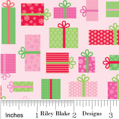 The 'Helen' Fat Quarter Bundle - Merry Matryoshka - Riley Blake Designs