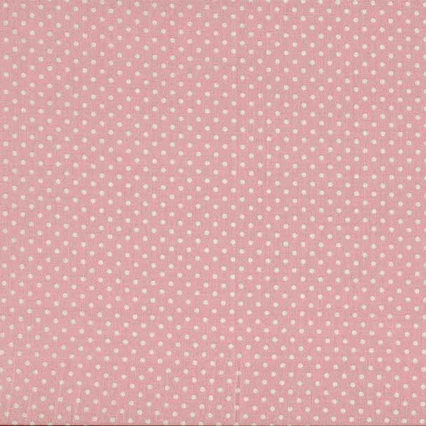 FQ0178 Spot On BABY PINK - Makower UK