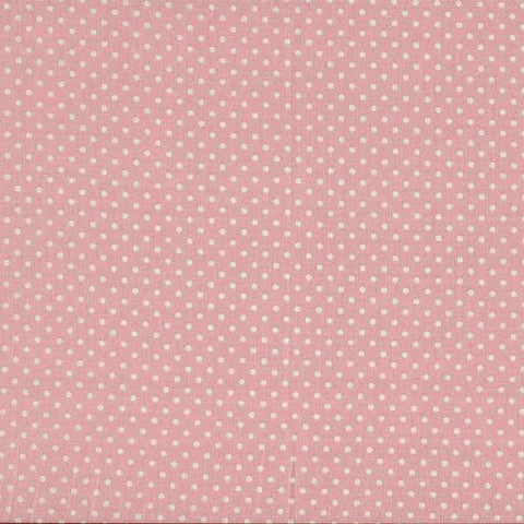 FQ0680 Gingham PINK - Basics - Makower UK
