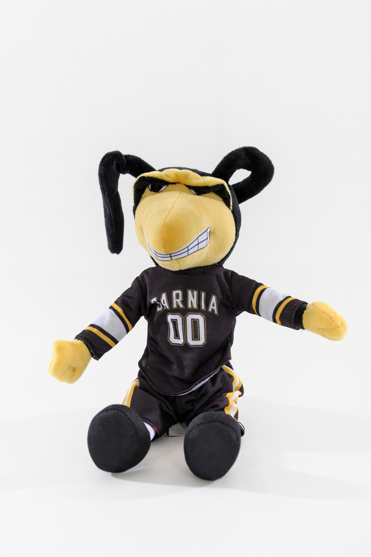 Sting Mascot Buzz Doll