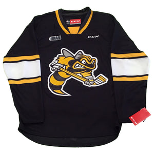 Adult CCM Replica Black Jersey