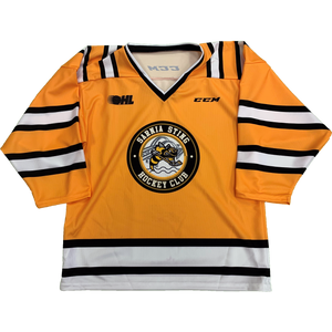 Alternate Yellow Toddler Jersey