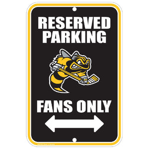 Sting Parking Sign