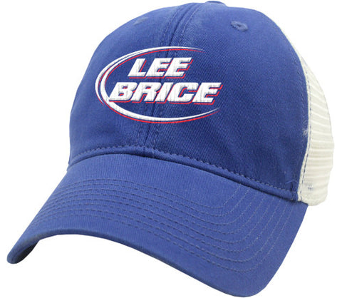 Blue Brice Light Hat