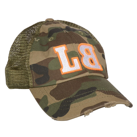 Camo Lee Brice Hat