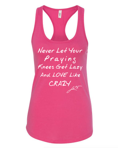 Love Like Crazy Tank