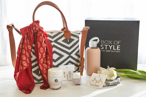 Symbology Exclusive Design for Rachel Zoe's Box of Style