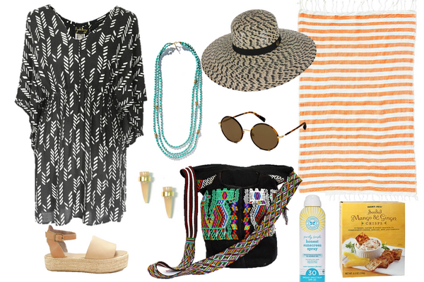 Essentials for a Fair-Trade Friendly Beach Day